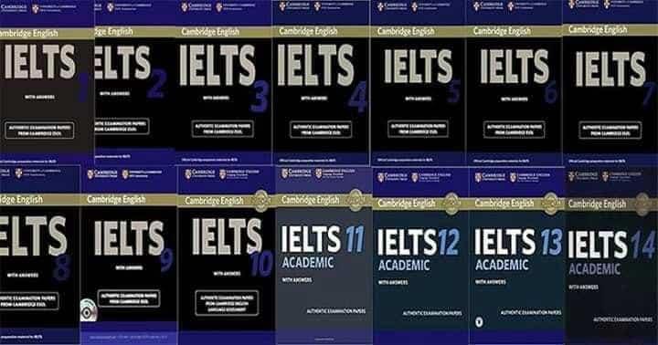 Download All Cambridge IELTS Books 1-14 PDF free download ieltsxpress