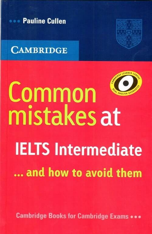 Common Mistakes at IELTS Intermediate and how to avoid them pdf book
