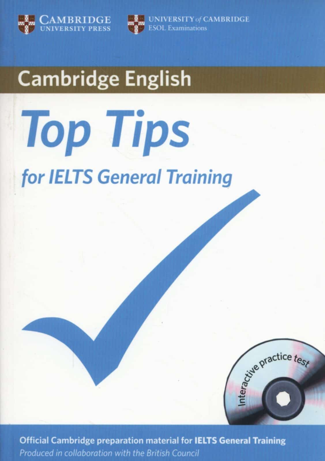 top tips of ielts general training pdf download