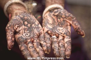 Describe a Tradition in your Country henna turkey IELTS Cue Card