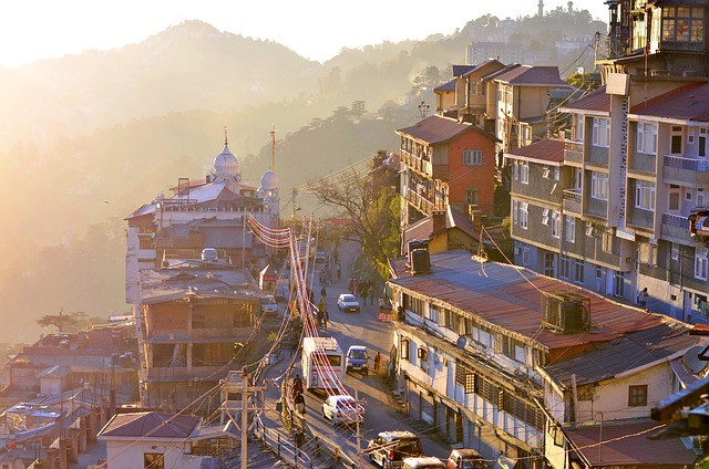 Describe a town or city where you would like to live in the future ielts cue card shimla